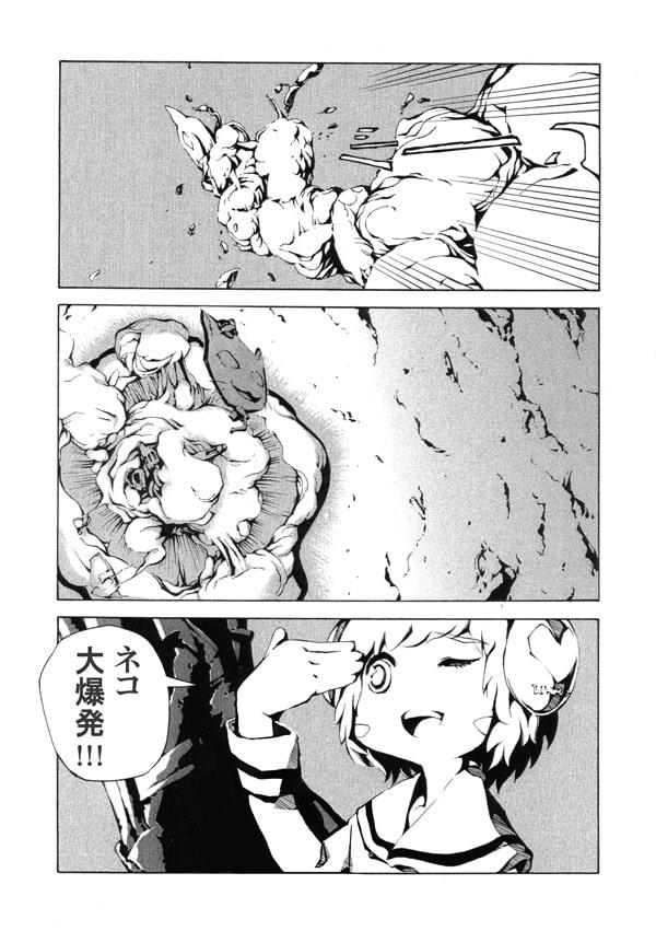 BOMB BOMB CAT