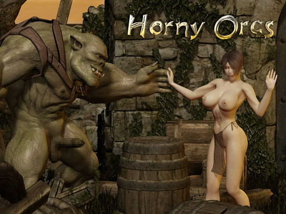 Horny Orcs