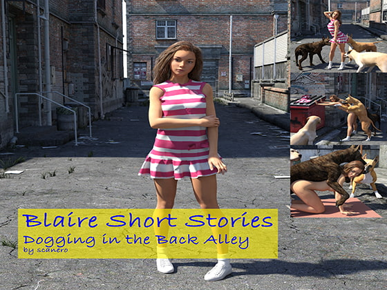 Blaire Short Stories, Dogging in the Back Alley