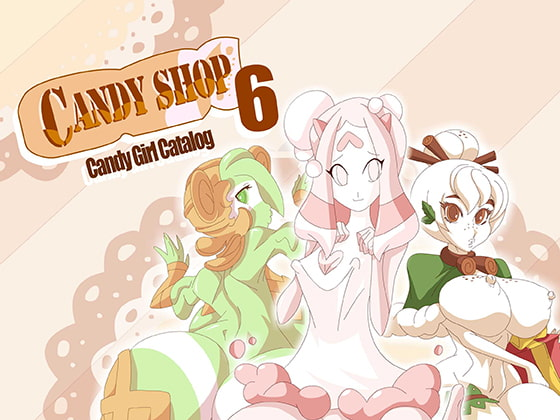 Candy Shop Catalog 6