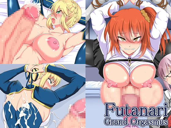 Futanari Grand Orgasmus