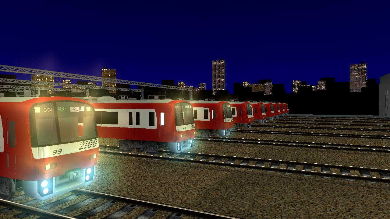 電車でD BurningStage