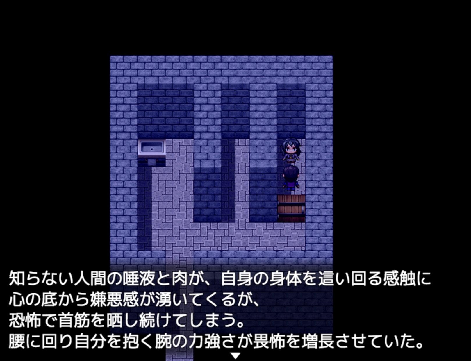 【デジノベ】夜の公衆トイレ