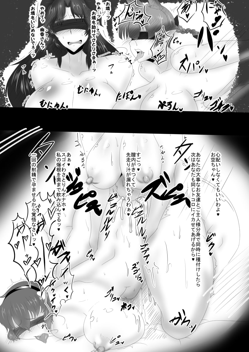 東方双珍録~風見幽香~2&3セット