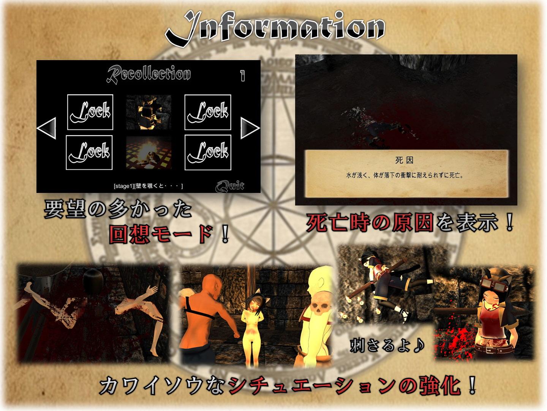 Dungeon of Punishment 罪のダンジョン