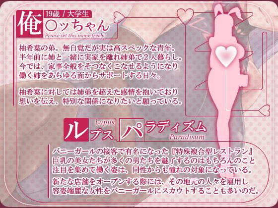 憧れのお姉さんはバニーガール 03/Third Bunny Girl