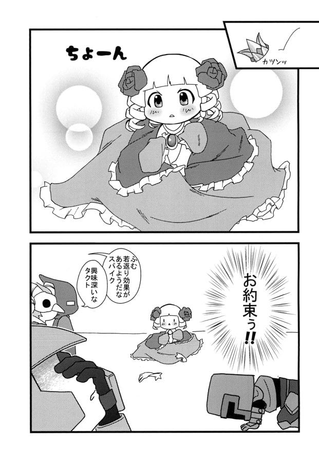 姫さま狂想曲
