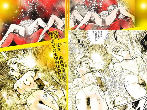 女教師・美蝶 氷の城の宴