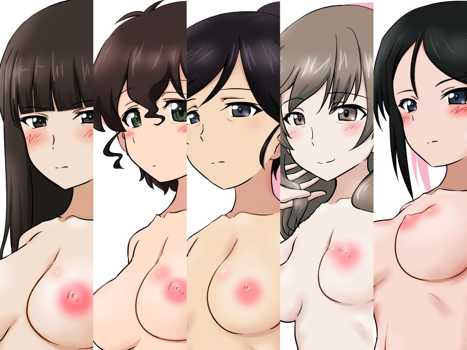 性教育教材になった女たち -戦車少女のママ+A篇-