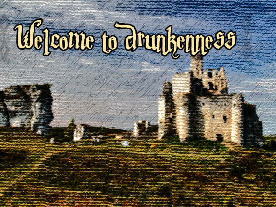音源素材 Welcome to drunkenness