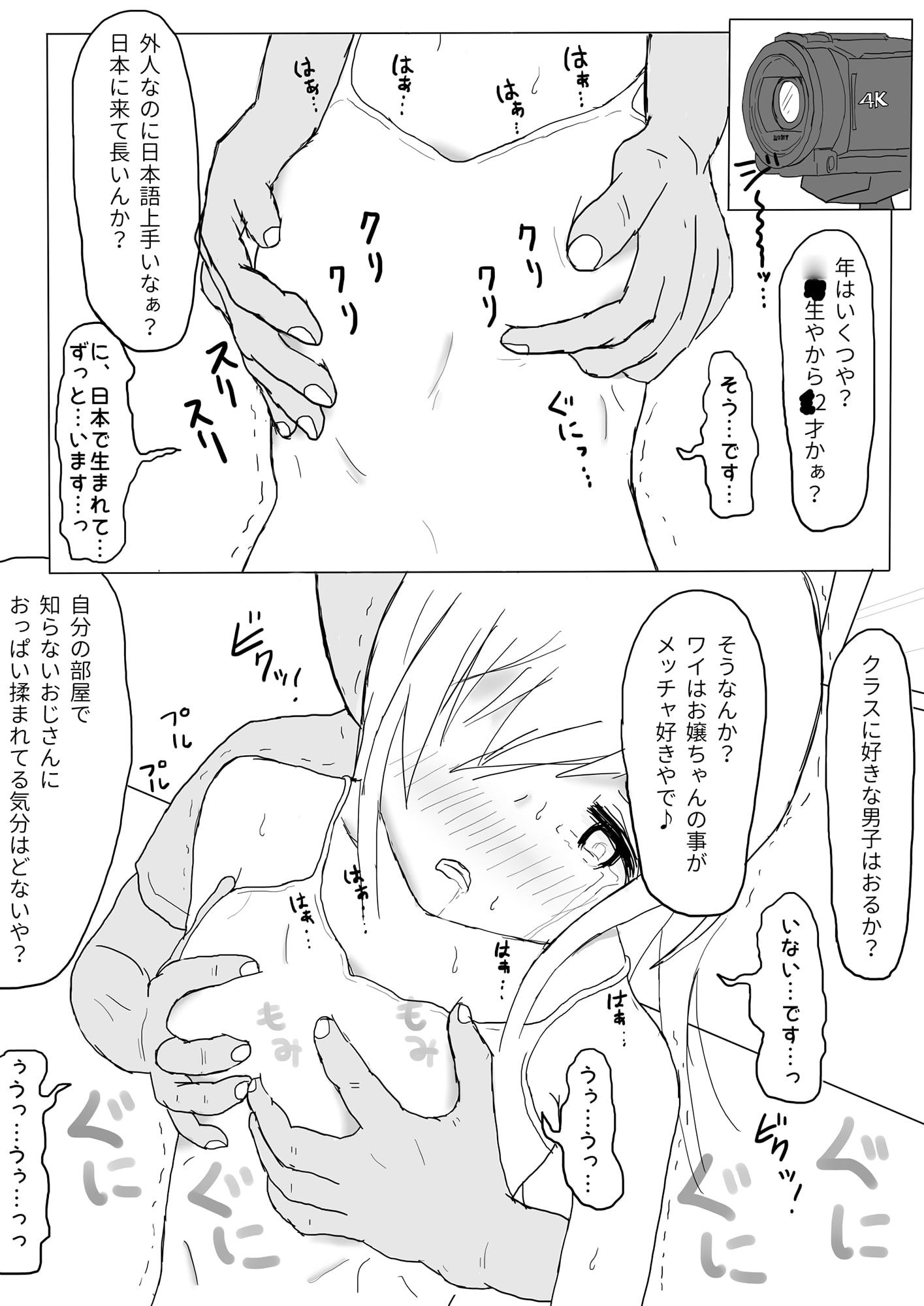 女子〇学生強姦マニュアル