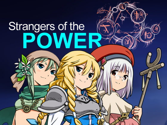 Strangers of the Power(Macバージョン) [Tuomo's Games]