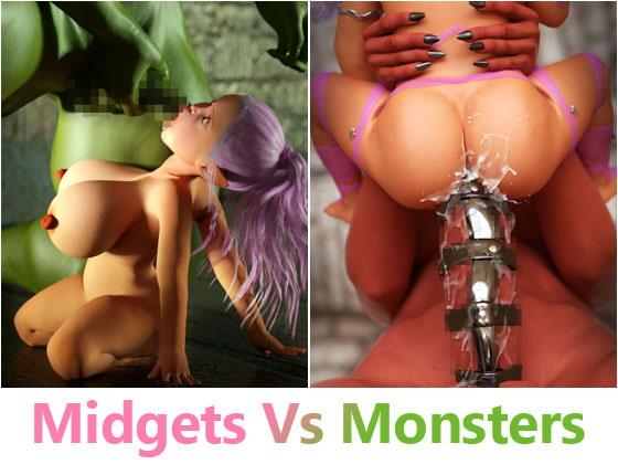 Midgets Vs Monsters