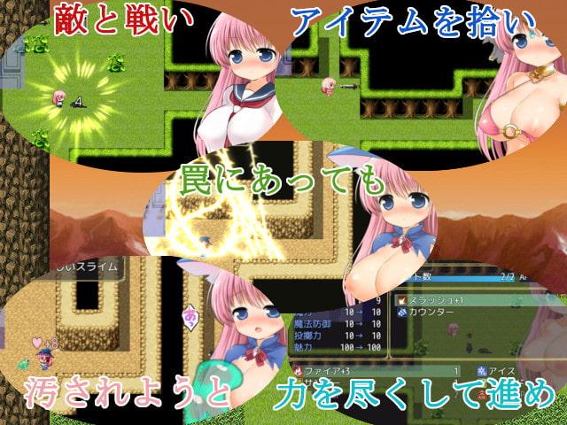 NodocchiFantasy~ダンジョン&H~ (エゾペン) DLsite提供:同人ゲーム – ロールプレイング