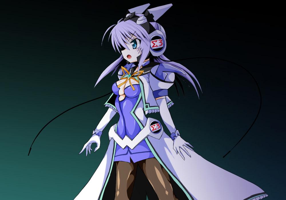 魔法戦士淫獄篇3 Vol.2