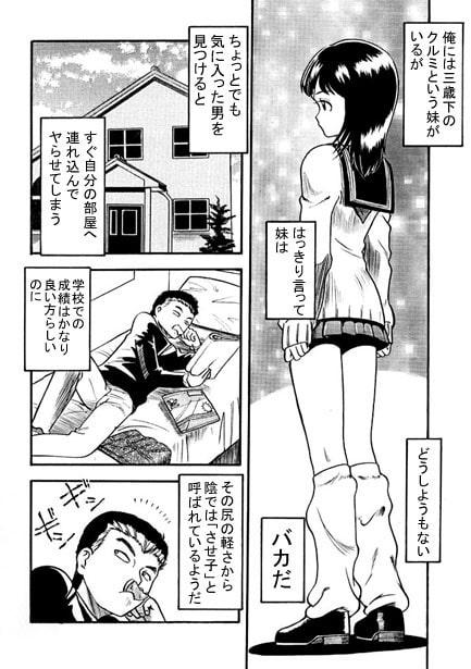 お兄ちゃんの性教育(前編)