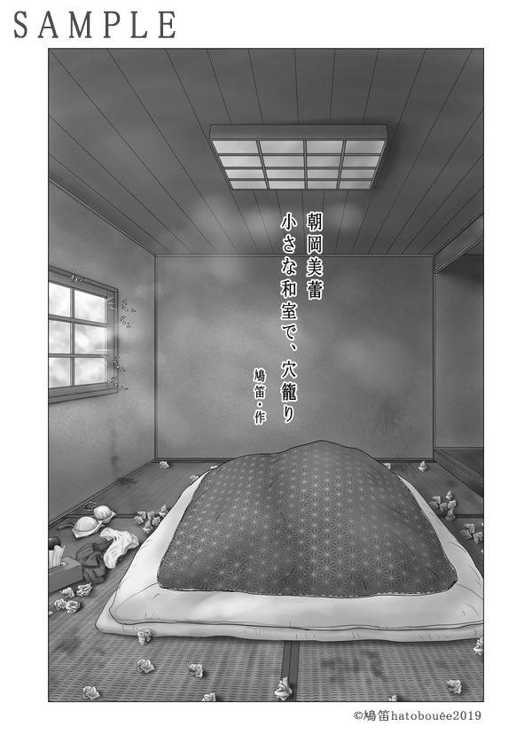 [RJ250031][鳩笛] 朝岡美蕾、小さな和室で、穴籠りと価格比較