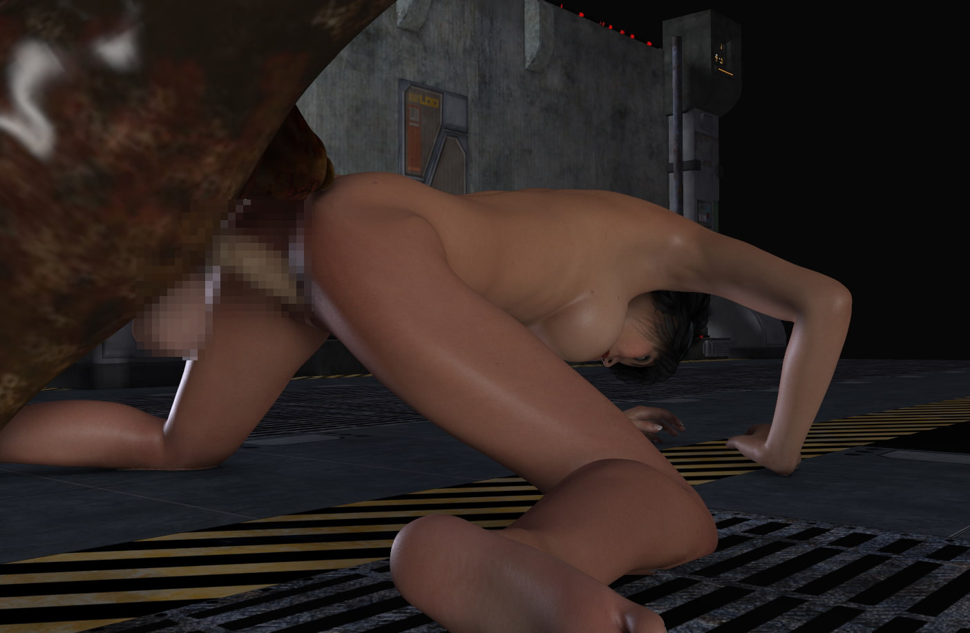 BASIC 3D EROTIC HORROR