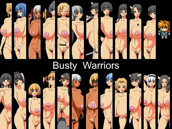 Busty  Warriors