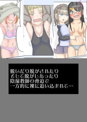 公開全裸身体測定