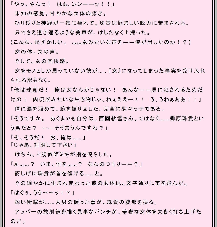オーダーメイド~牝妻紗雪の事情~ (午前七時の合わせカガミ) DLsite提供:同人作品 – ノベル