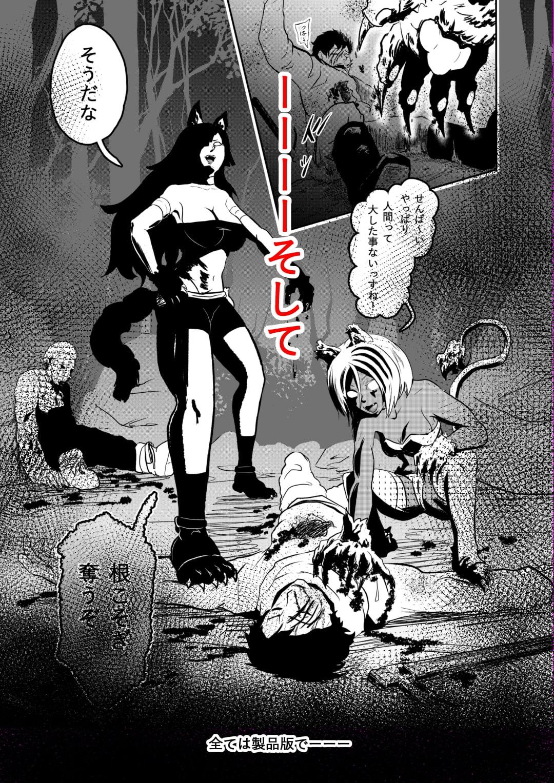 ヴァンパレイド6 ~吸血鬼 三姉妹 捕縛編~