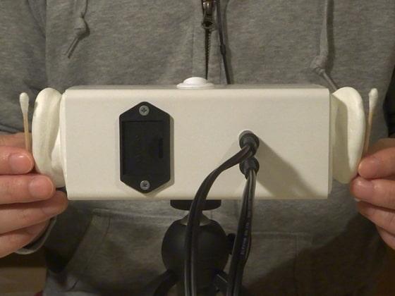【声なし】4種類の綿棒耳かき (+3種類の比較音声) / SR3D