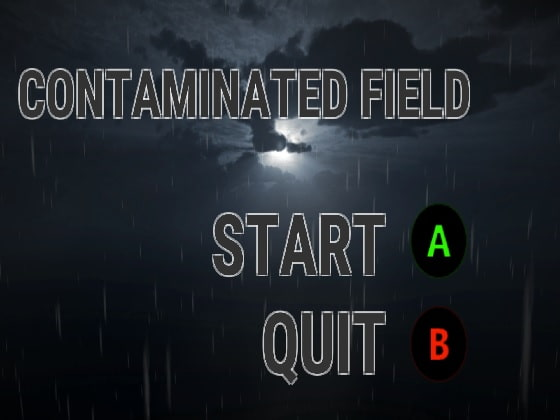 Contaminated Field (All Sources) DLsite提供:同人ゲーム – シューティング