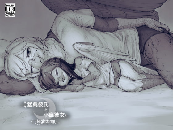 猛禽彼氏と小鳥彼女-Nighttime-