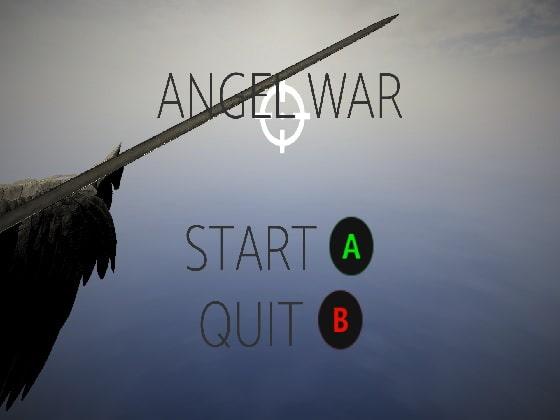 Angel War (All Sources) DLsite提供:同人ゲーム – シューティング