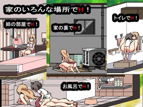 引きこもり姉とまいにちHライフ (噂のエロレディオヘッド) DLsite提供:同人ゲーム – シミュレーション