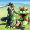 """「2D・RPG用敵グラフィック009""""オーク""""」     ぱらびょ屋こねこ"""