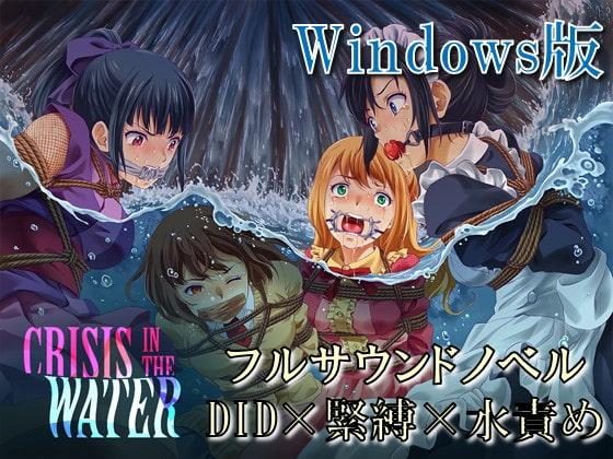 クライシス・イン・ザ・ウォーター Windows版