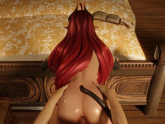 僕の上司はサキュバス VR (HentaiVR) DLsite提供:同人ゲーム – 動画