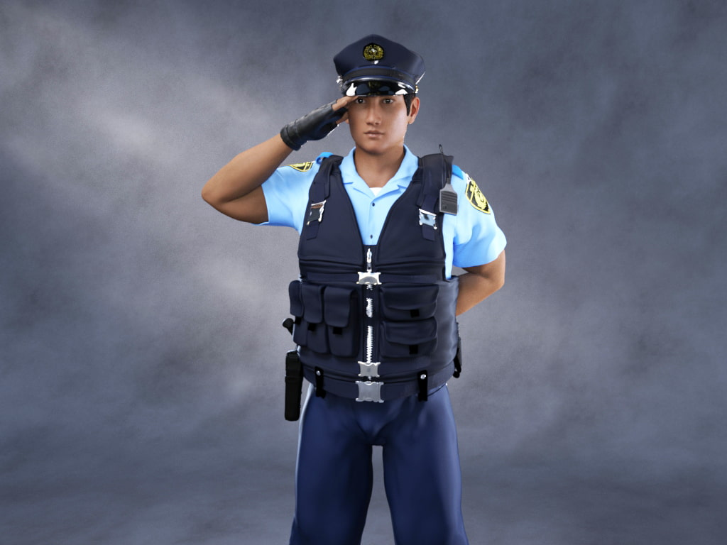 HENTAI Police Officer 2