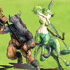 """「2D・RPG用敵グラフィック023""""タウル""""」     ぱらびょ屋こねこ"""