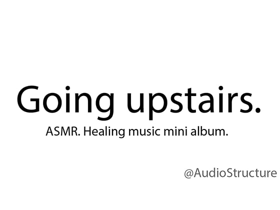 RJ295308 [20200728][Mini album] Going upstairs.