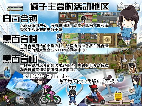 地方经济活性化Survival RPG〜小梅来了!