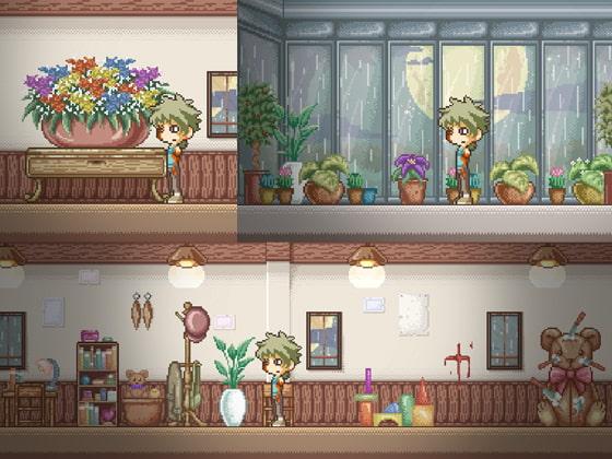 RJ295641 [20200801]Rainy Moon (ゲーム+素材パック)