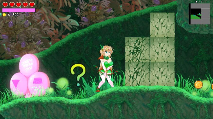 リリアンの冒険-賢者の塔と岩窟の大迷宮-
