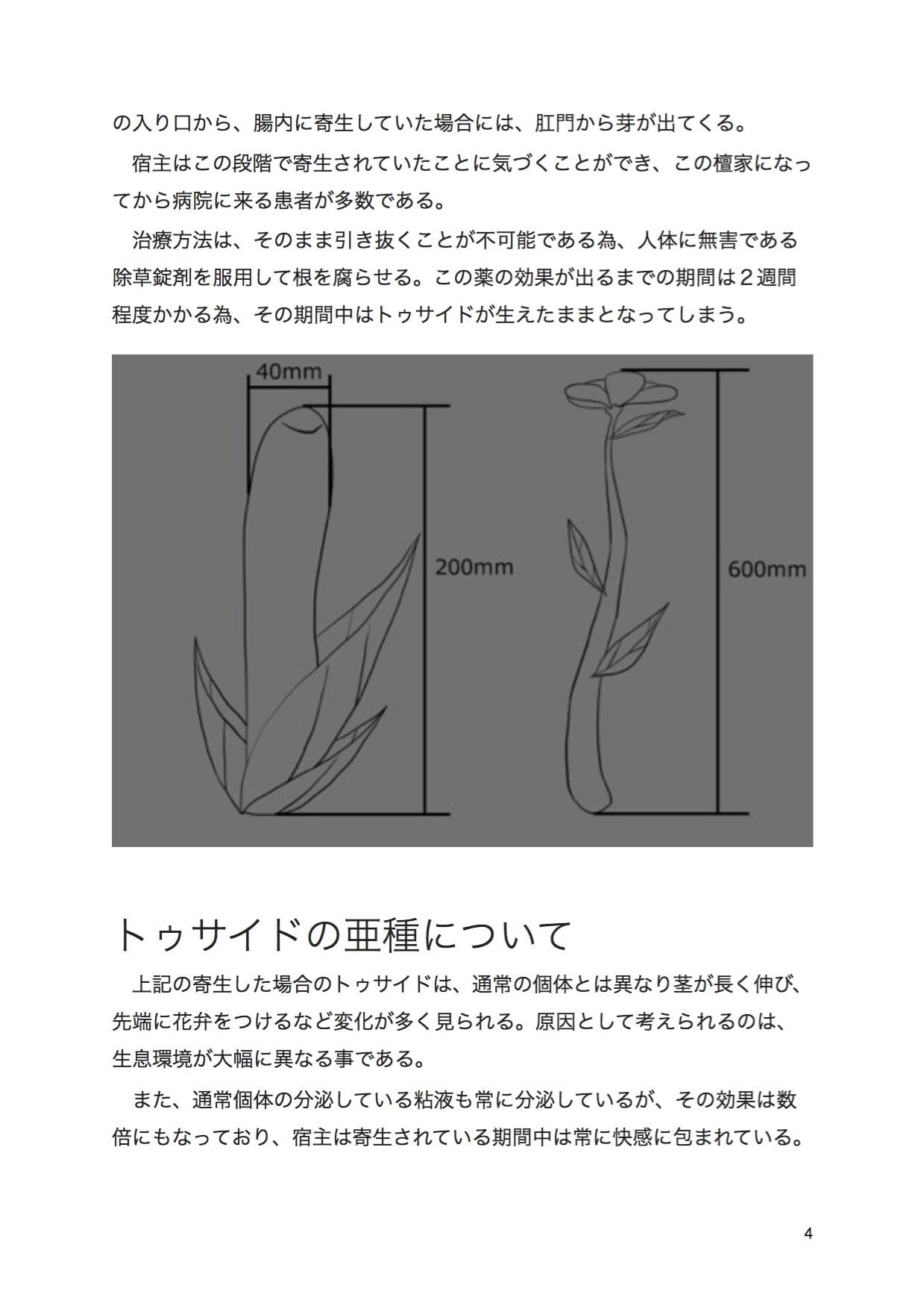植物姦報告書 ver:2