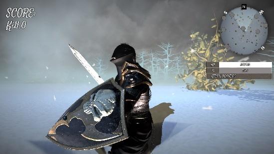 Snowstormのサンプル画像1