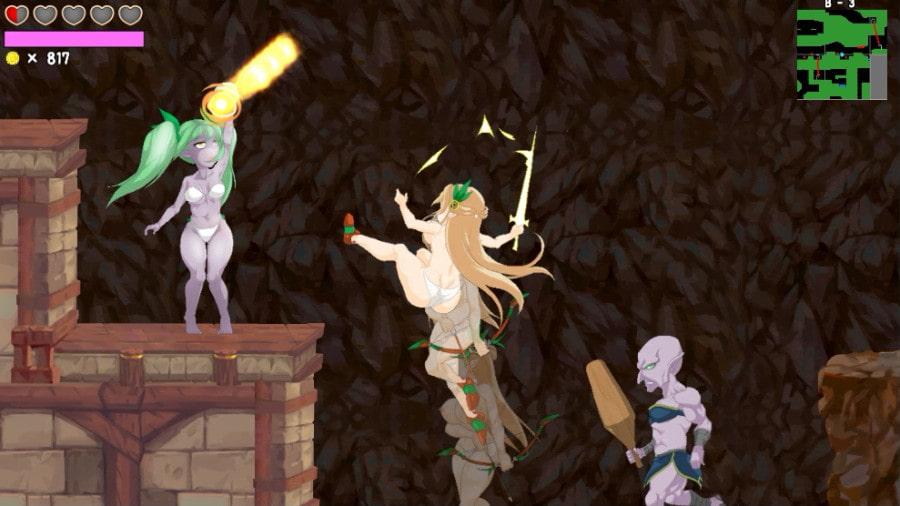 リリアンの冒険-賢者の塔と岩窟の大迷宮- for Android