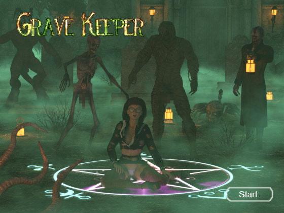 【新着同人ゲーム】Grave Keeperのトップ画像
