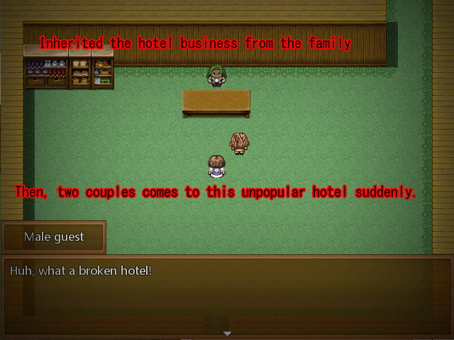 NTR Hotel English Ver.