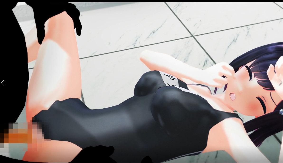 柚木凛AV第4弾!水着撮影中にダマしてはめ撮りドッキリ!選べる水着3種類!【スク水Ver】