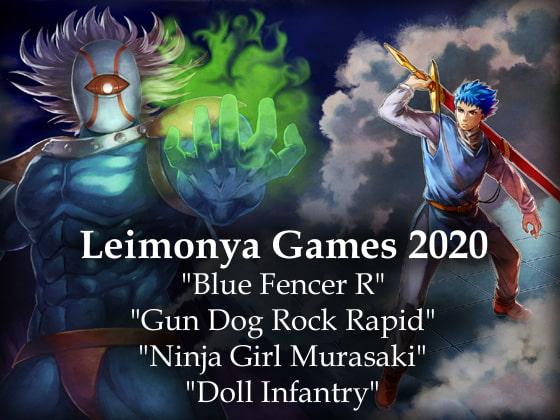 RJ301505 レイモニャゲームズ2020 [20201201]