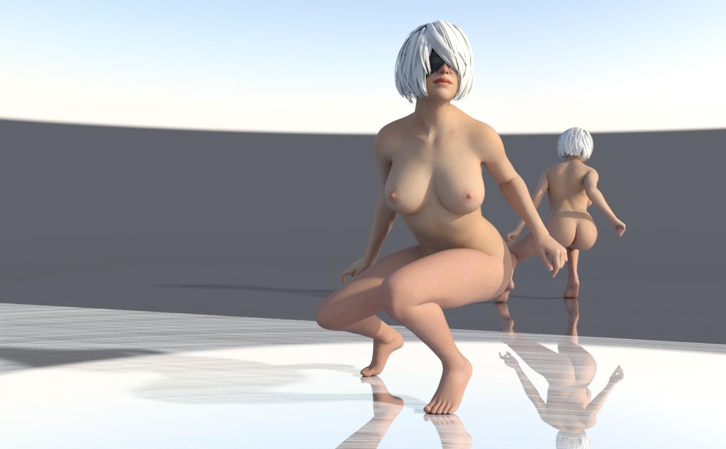 Naked Nier