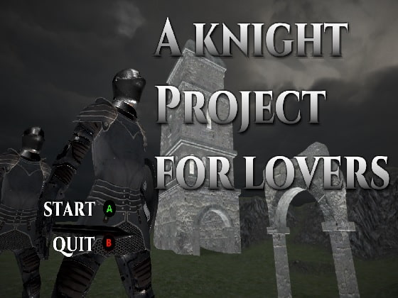 A knight project for loversのタイトル画像