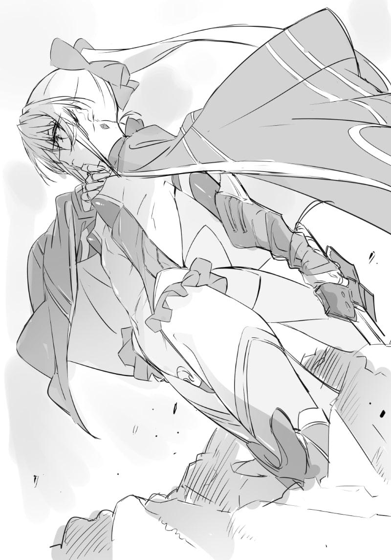 緋虐殲姫リベレイタールージュ